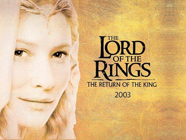 Bilder Ringenes herre Ringenes herre: Atter en konge Film 600x450