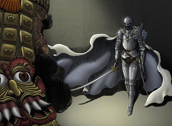 ベルセルクグリフィス甲冑