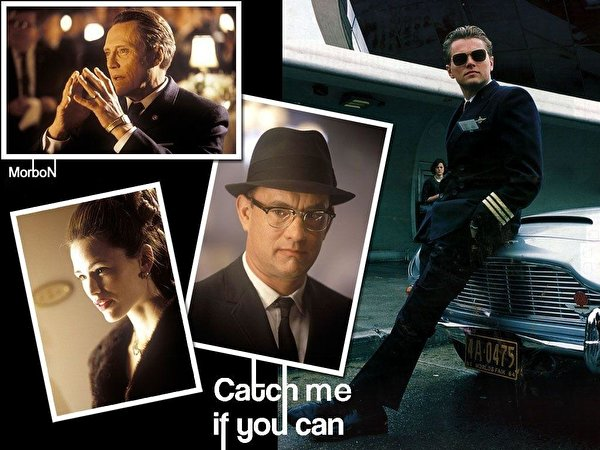 catch me if you can car movie