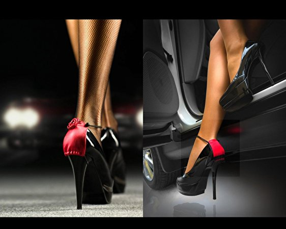 Смотреть красивейшие женские ножки