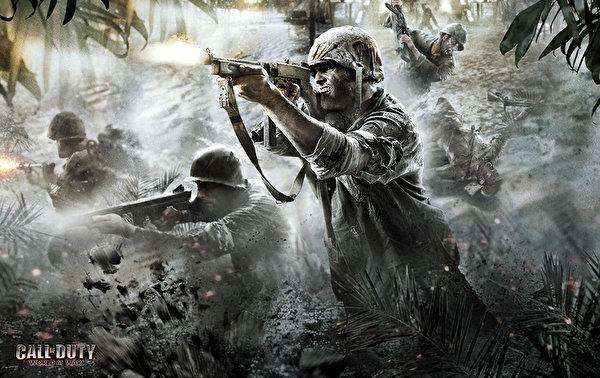 Fotos Von Call Of Duty Call Of Duty: World At War Spiele