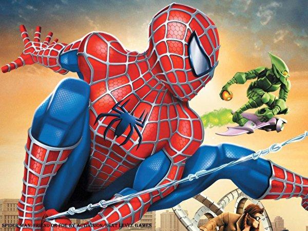 600x450 Spider-Man - Games videojuego Juegos