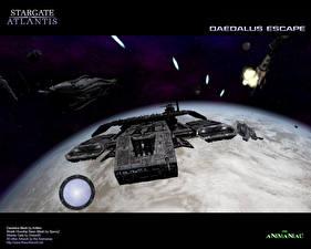 Wallpaper Stargate Stargate: Atlantis Movies