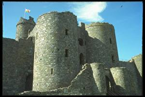 Hintergrundbilder Burg Ruinen