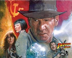 Wallpapers Indiana Jones Indiana Jones and the Kingdom of the Crystal Skull Movies