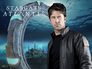 Wallpaper Stargate Stargate: Atlantis