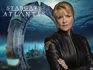 Desktop wallpapers Stargate Stargate: Atlantis film