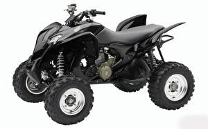 Hintergrundbilder ATV Honda - Motorrad Motorrad