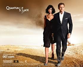 Images James Bond Quantum of Solace