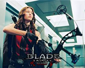 Wallpapers Blade Blade: Trinity film
