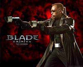 Photo Blade Blade: Trinity Wesley Snipes