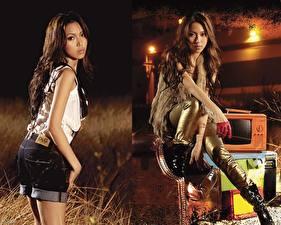 Fotos Sherman Chung Mädchens