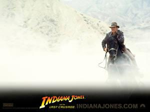Wallpapers Indiana Jones Indiana Jones and the Last Crusade Movies