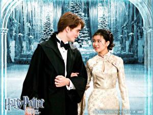 Fonds d'écran Harry Potter Harry Potter et la Coupe de feu Costume Cinéma Filles