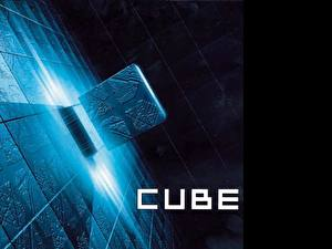 Desktop wallpapers Cube (film) film