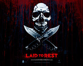 Wallpapers Laid to Rest film