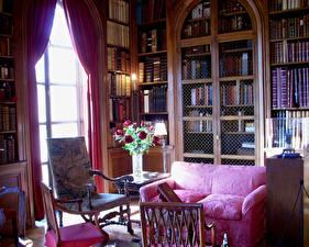 Hintergrundbilder Innenarchitektur Couch Stuhl Vase Bibliothek