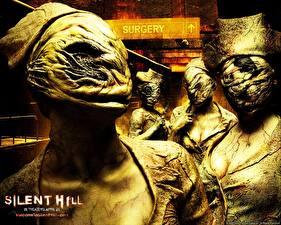 Fotos Silent Hill (Film) Ungeheuer Krankenschwester Film Fantasy