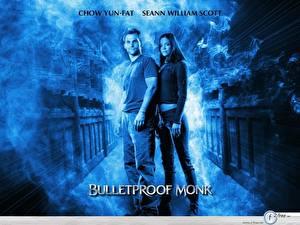 Desktop wallpapers Bulletproof Monk Movies
