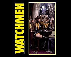 Wallpaper Watchmen Movies