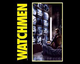 Images Watchmen