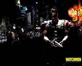 Picture Watchmen