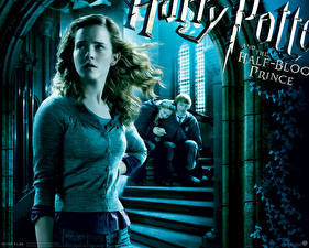 Wallpapers Harry Potter Harry Potter and the Half-Blood Prince Emma Watson