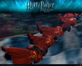 Desktop wallpapers Harry Potter Harry Potter and the Half-Blood Prince film