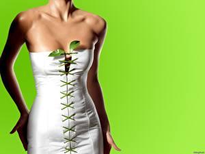 Hintergrundbilder Kleid Mädchens
