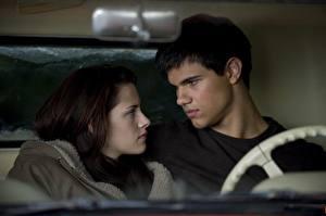Image The Twilight Saga New Moon The Twilight Saga Kristen Stewart Taylor Lautner Movies