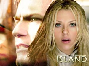 Desktop wallpapers The Island - Movies film