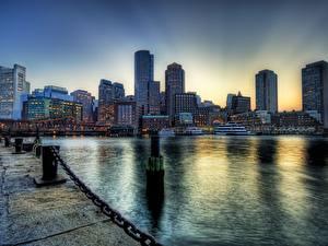 Fotos & Bilder Haus USA Boston Städte fotos
