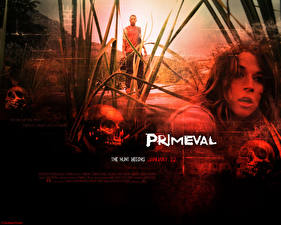 Desktop wallpapers Primeval film