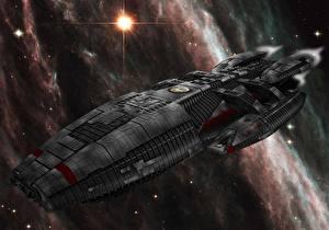 смотреть онлайн фильм звездный крейсер галактика