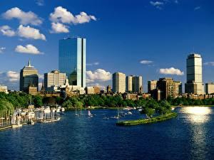 Fotos & Bilder Haus USA Boston Back Bay, Massachusetts Städte fotos