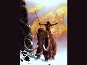 Desktop wallpapers Richard Hescox Fantasy
