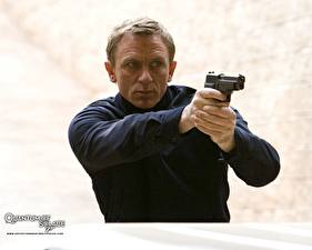 Pictures James Bond Quantum of Solace