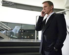 Wallpaper James Bond Quantum of Solace