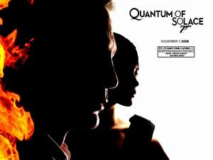 Desktop wallpapers James Bond Quantum of Solace Movies