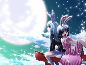 Pictures Bunnygirl Rabbit ears Anime