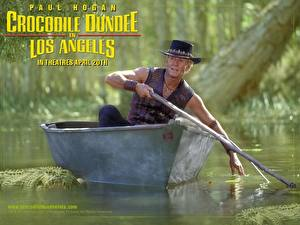 Pictures Crocodile Dundee in Los Angeles film