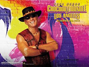 Desktop wallpapers Crocodile Dundee in Los Angeles Movies