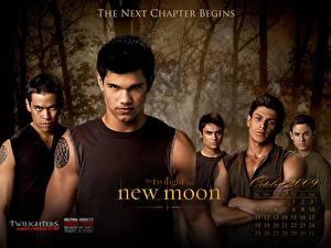 Wallpapers The Twilight Saga New Moon The Twilight Saga Taylor Lautner Movies