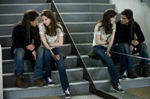 Pictures The Twilight Saga New Moon The Twilight Saga Kristen Stewart Taylor Lautner film