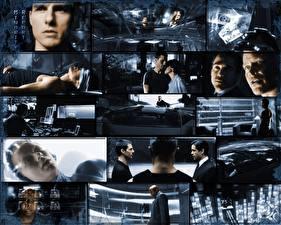 Desktop wallpapers Minority Report Movies
