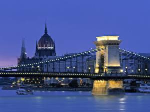 Fotos Ungarn Brücken