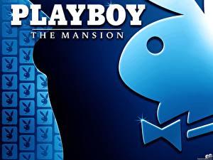 Wallpaper Logo Emblem Playboy