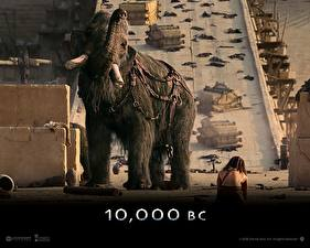 Wallpaper 10,000 BC Movies