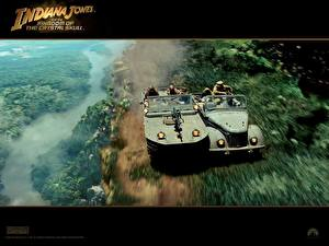 Wallpapers Indiana Jones Indiana Jones and the Kingdom of the Crystal Skull film