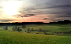 Hintergrundbilder Ebene Natur
